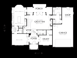 house plan 2392 the kent turret front kitchen with butler u0027s