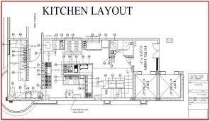 open kitchen floor plan kitchen appealing restaurant open kitchen floor plan plans with