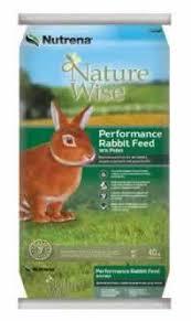 rabbit food nutrena naturewise 18 performance rabbit food 40 pounds countrymax