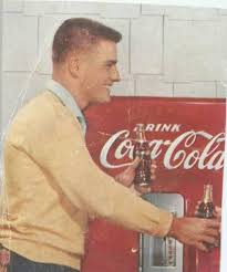 coke blowout hairstyle a coke and a smile and a flattop things to wear vintage style