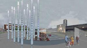 Park Design Ideas Community Work Shapes Ideas For Shockoe Bottom Memorial Park
