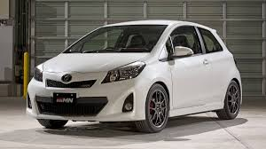 toyota yaris grmn is a hatch good time as long as you live in