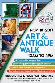 oakland park art u0026 antique walk edible south florida