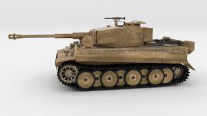 T 72 Interior Panzer Tiger Tank Early With Interior By Dragosburian 3docean