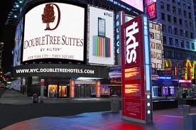 Hilton New York Map by Hotel Doubletree Suites Hilton New York New York City Ny