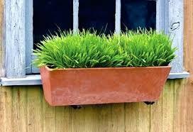 Lowes Planter Box by Rectangular Planter Box Indoor Rectangular Cedar Planter Box Plans
