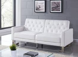 White Leather Sofa Beds Best 25 Leather Sofa Bed Ikea Ideas On Pinterest Ikea Sofa