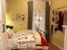 remarkable mediterranean bedroom interior design with wooden bed