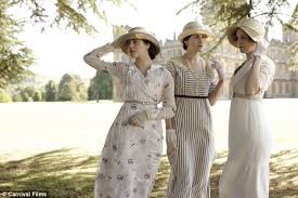 return of downton abbey sends sales of 1920s fashion soaring