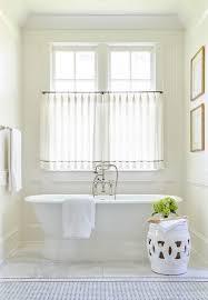 Small Bathroom Window Curtains Bathroom Curtain Ideas Bathrooms