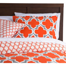 Orange Bed Sets Comforters And Sets