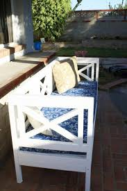 Plans For Outside Furniture by Best 25 Outdoor Benches Ideas On Pinterest Outdoor Seating