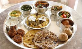 regal cuisine bhainsrorgarh s regal spread of rajasthan s traditional