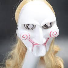 Saw Mask Aliexpress Com Buy 1pc Scary Saw Masks Horror Movie Cosplay