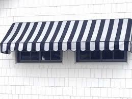 Blue Awning Suppliers Of Commercial Awnings For Business Throughout Long