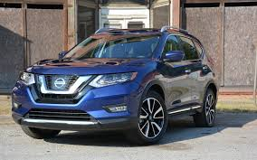 nissan rogue 2017 nissan rogue added style to an already smooth ride the car