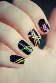 67 best neon art images on pinterest neon nail art neon nails