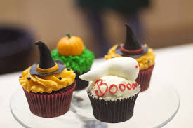 Halloween Decorating Cupcakes Cupcake Decorating At Sponge U0026 Cream Rhyme U0026 Ribbons