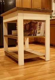 build your own kitchen island stunning build your own kitchen island from stock cabinets designs