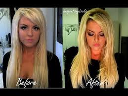 layered extensions layering cutting hair extensions the results beauty