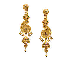 gold earrings for marriage traditional maharashtrian jewellery traditional gold jewellery