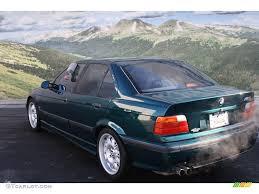 Bmw M3 1997 - 1997 boston green metallic bmw m3 sedan 57539622 photo 2