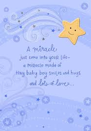 tiny baby boy smiles congratulations card greeting cards hallmark