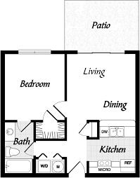 Walton House Floor Plan by Apartments For Rent Near Jacksonville Fl 32246