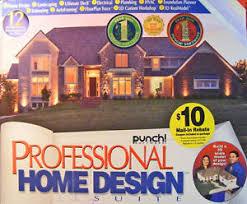 15 punch software professional home design suite platinum