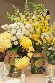 red and yellow flower arrangements fall color bouquets for