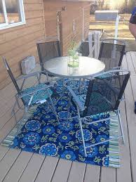 How To Make An Outdoor Rug 229 Best Floor Cloth Diy Images On Pinterest Painted Floor