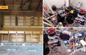 Garage Remodel Garage Remodel Project Take The Tool Shed Out Of The House