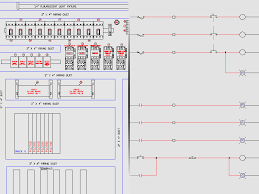 moving from autocad to autocad electrical panel footprints vs
