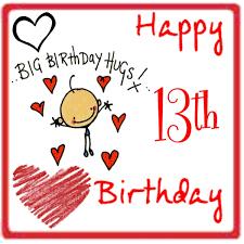 happy 13th birthday polyvore