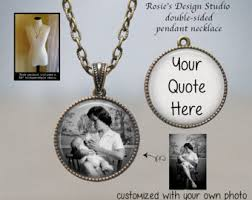 Design Your Own Necklace Custom Quote Jewelry Etsy