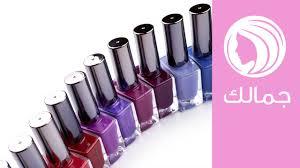 موضة ألوان المانيكير لشتاء 2015 winter nail polish trends 2015