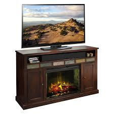 classic flame tenor electric fireplace entertainment center with