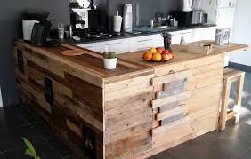 cuisine en palette cuisine en palette stunning cuisine en beton with cuisine en