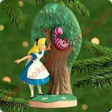 2000 meets the cheshire cat hallmark ornament at hooked on