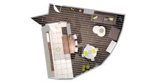 amenager cuisine salon 30m2 indogate com decoration cuisine ouverte sur sejour