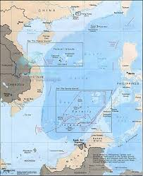 Map Of South South China Sea Map Detailed U0026 Printable Map Of South China Sea