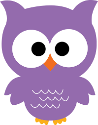 purple clipart owl pencil and in color purple clipart owl