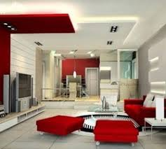 Sites For Home Decor Red And White Living Room Decorating Ideas Photo Album Home