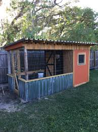 Backyard Chicken Coop Ideas Different Houses Of Chicken With Easy Backyard Chicken Coop Plans