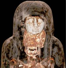 art world draws on imaging to examine ancient artifacts