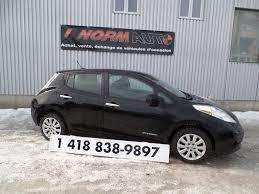 siege nissan nissan leaf siege volant chauffant usagé à vendre norm autos à n d