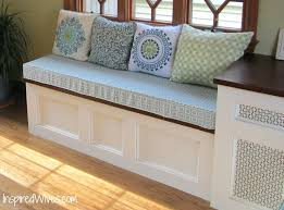 Breakfast Nook Furniture by Image Of Curved Breakfast Nook With Storage Benchkitchen Benches