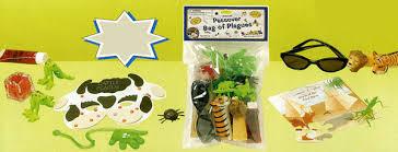passover plagues bag bag of 10 plagues