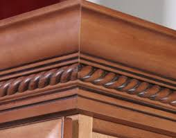Crown Moulding On Kitchen Cabinets Molding Kitchen Cabinets Bar Cabinet