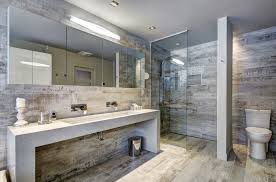 bathroom finishing ideas wood look tile design ideas ideas for interior